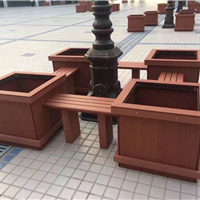供应安徽木塑花篮,合肥花箱/巢湖花箱