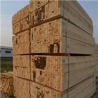 厂家直销铁杉方木建筑口料 建筑木方