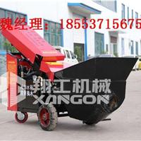 微型二次结构浇筑泵厂家济宁翔工机械供应