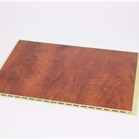 供应木塑型材户外墙板 釉色