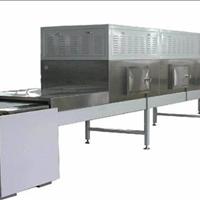 隧道式花椒微波干燥设备|花椒干燥杀菌防霉设备生产厂家